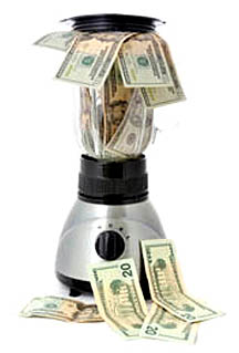 money_blender